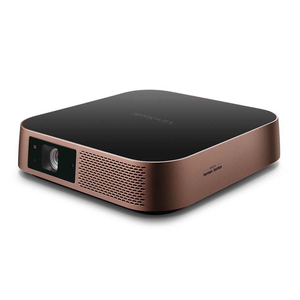 FHD Smart Portable LED Projector
